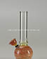 Red Tiger Stripe Bong - click to compare prices