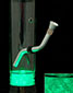 Illuma Liquid Led Intake Water Pipe - Green - click to compare prices