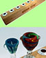 Weed Star - 8 Slot Wooden Bowl Holder 145 - click to compare prices